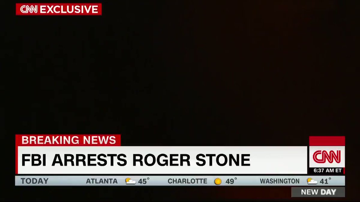 When Roger Stone was arrested, many on the right complained he was mistreated. But he was actually handled very well, especially for someone who perpetrated such an extraordinary set of crimes against the country. Today's revelations are mind boggling.