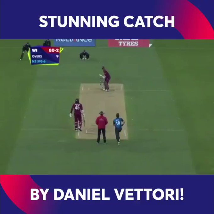 STOP SCROLLING & WATCH THIS CATCH! Happy birthday to Daniel Vettori!