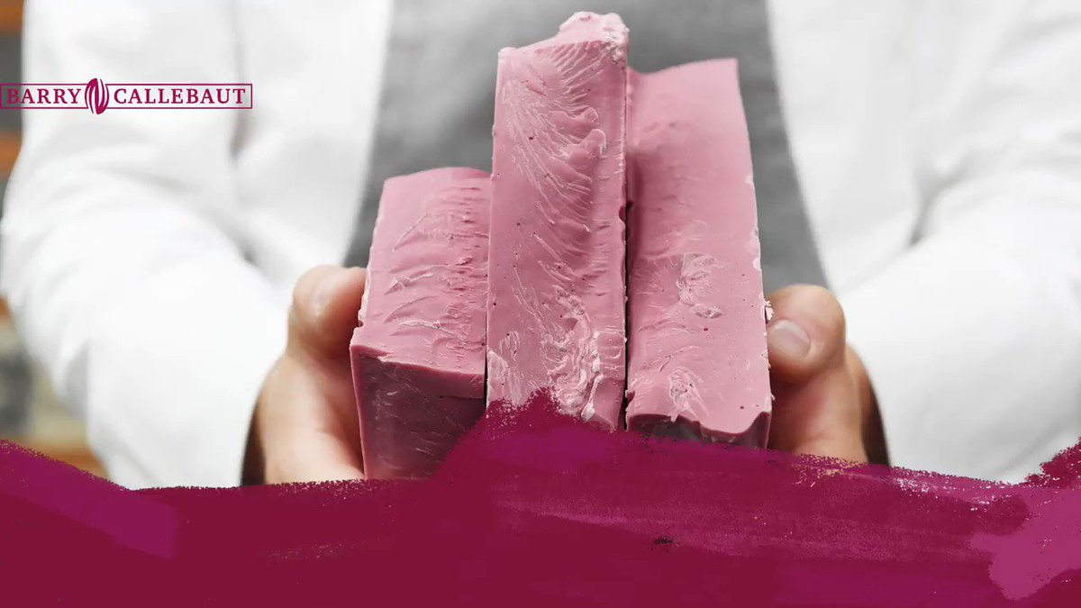 At our booth at this year's #ISM in #Cologne/Germany, we are dedicating our #BCStudio to Ruby chocolate, the 4th type of chocolate. At least 11 brands will introduce #RubyChocolate at #ISM2019. Ruby chocolate is the food trend to watch out for in 2019!