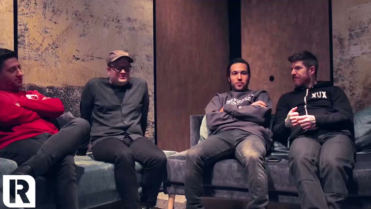 Fall Out Boy look back on making the music video for 'Centuries' in this clip from the Rock Sound archive