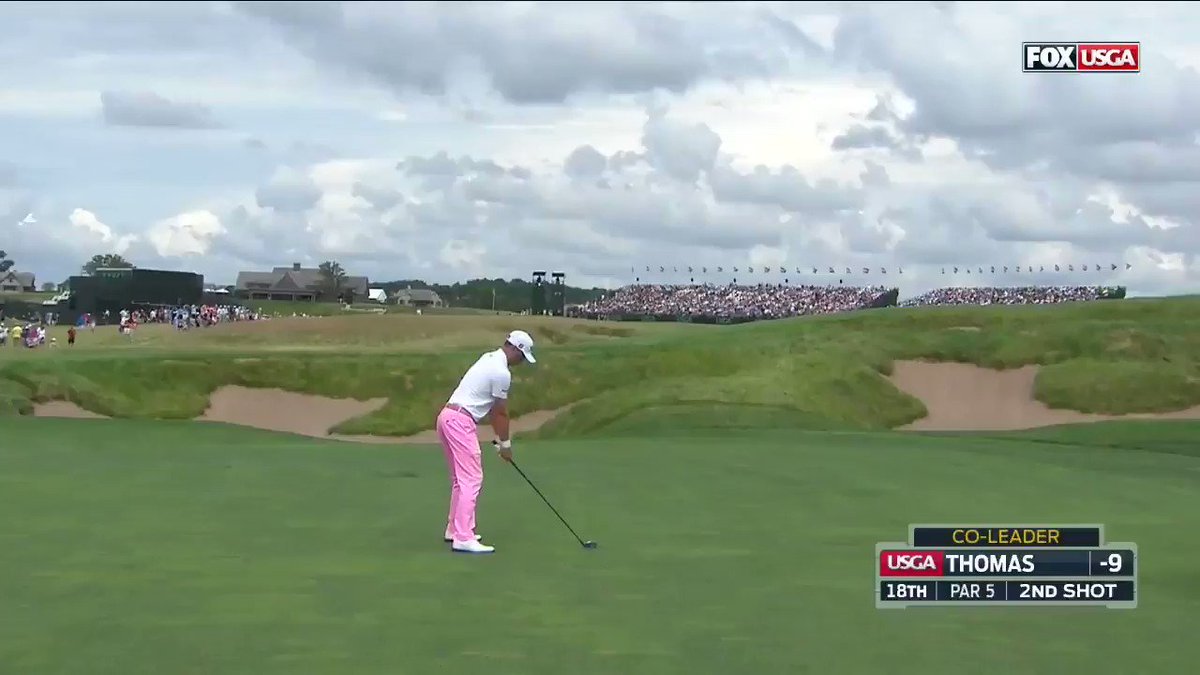 Remember this 300-yard three wood by JT? Still as amazing today as it was two years ago.