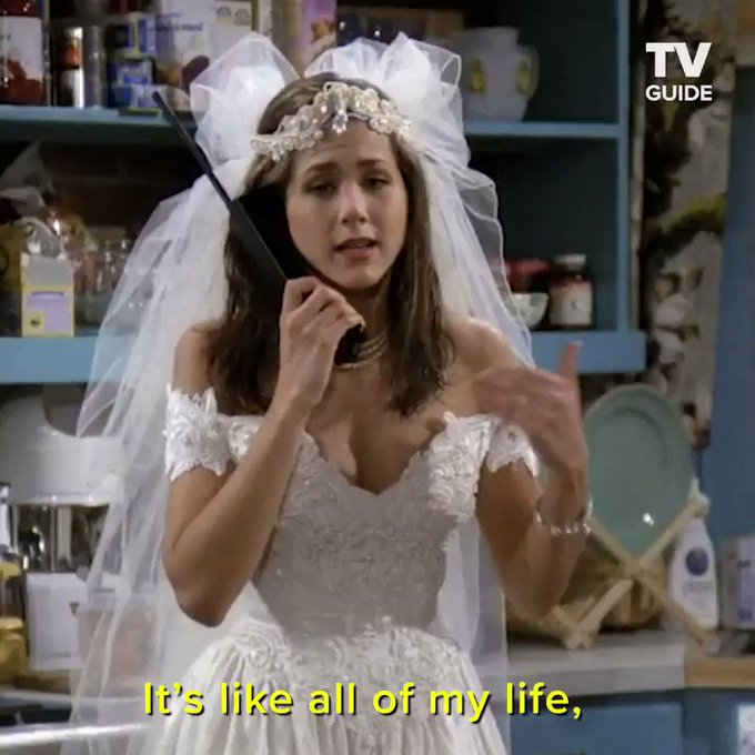 Rachel Green, the sass queen  Happy Birthday, Jennifer Aniston!