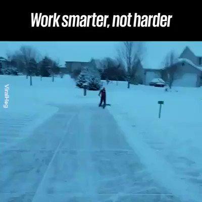 #FridayFeeling: Work smarter, not harder.
