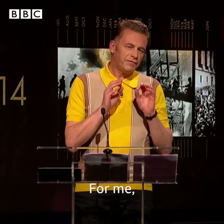 """""""A genius. A saviour. But he was also autistic and gay. So we betrayed him.""""  @ChrisGPackham's speech about #Icons winner Alan Turing might just make you cry."""