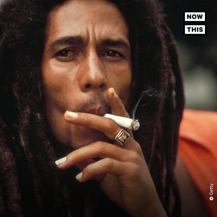 Here's a look back at all of the positive influence Bob Marley brought to cannabis (link: ) https://twitter.com/nowthisnews/status/1094356013153640448/video/1…