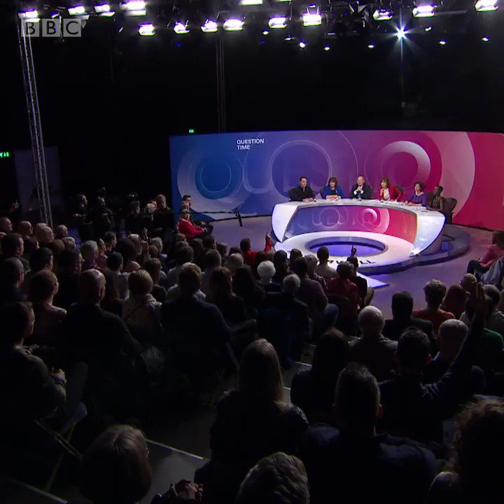 'You had no deal, no currency, you told us that oil was going to be a million pound a barrel, now you can get a barrel for a tenner down the barras'  This audience member says the SNP have failed to listen on the issue of Scottish independence. #bbcqt