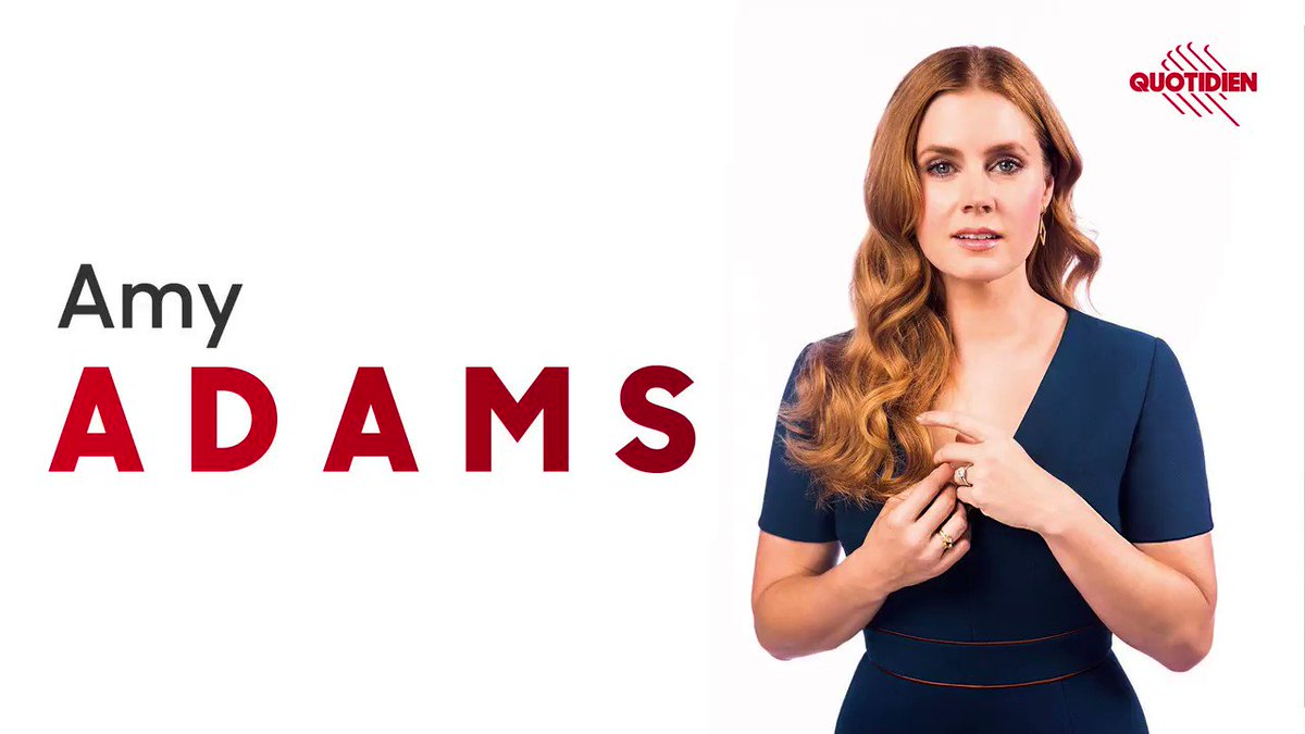 Quotidien's photo on Amy Adams