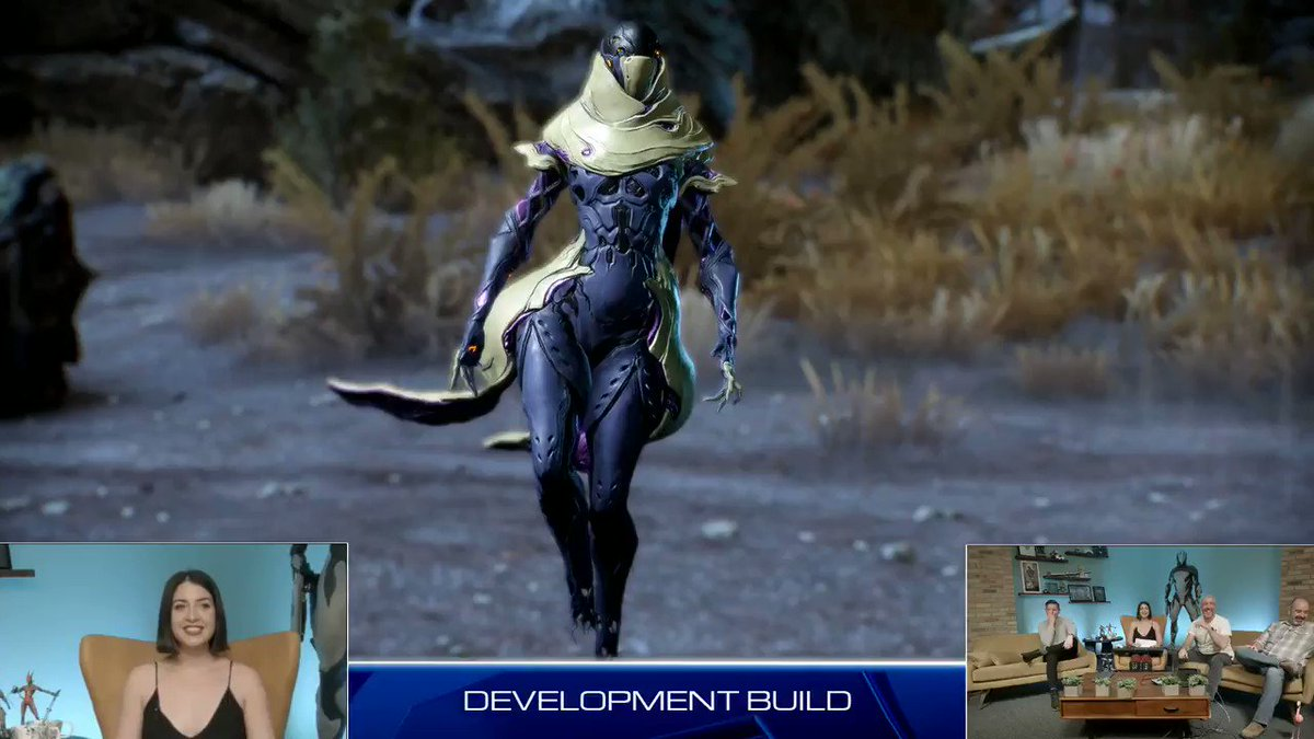 Watch codename: Wisp's in-game reveal! What do you think, Tenno?