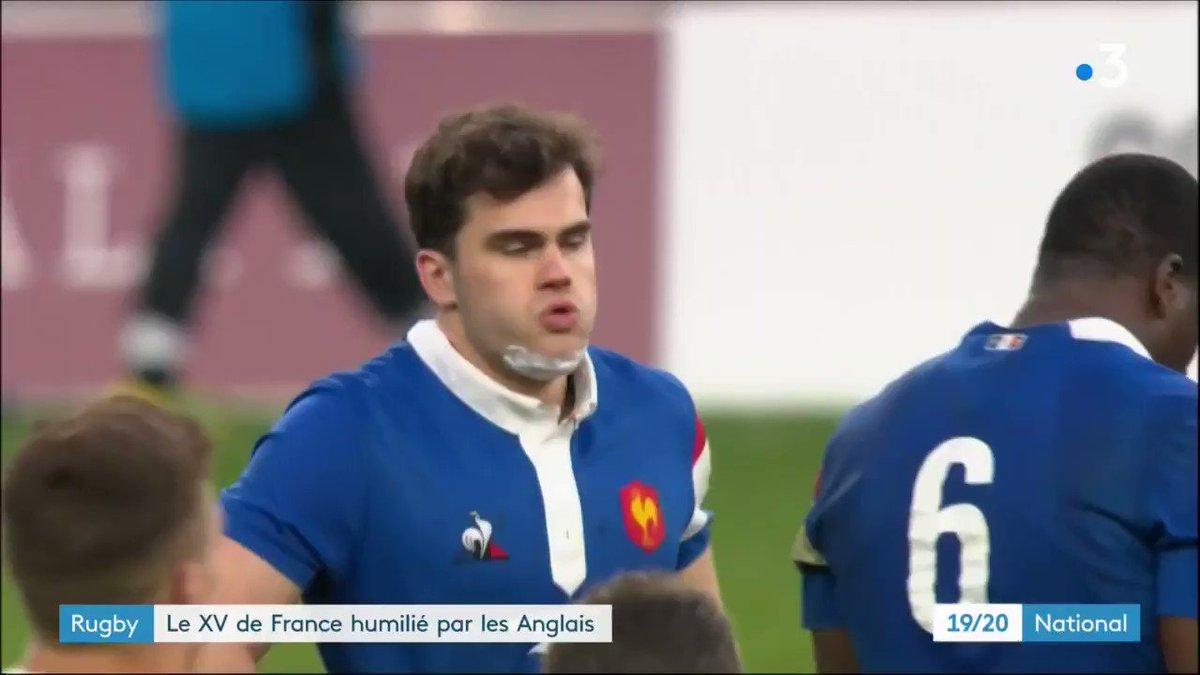 JT du WE de France 3's photo on #Crunch