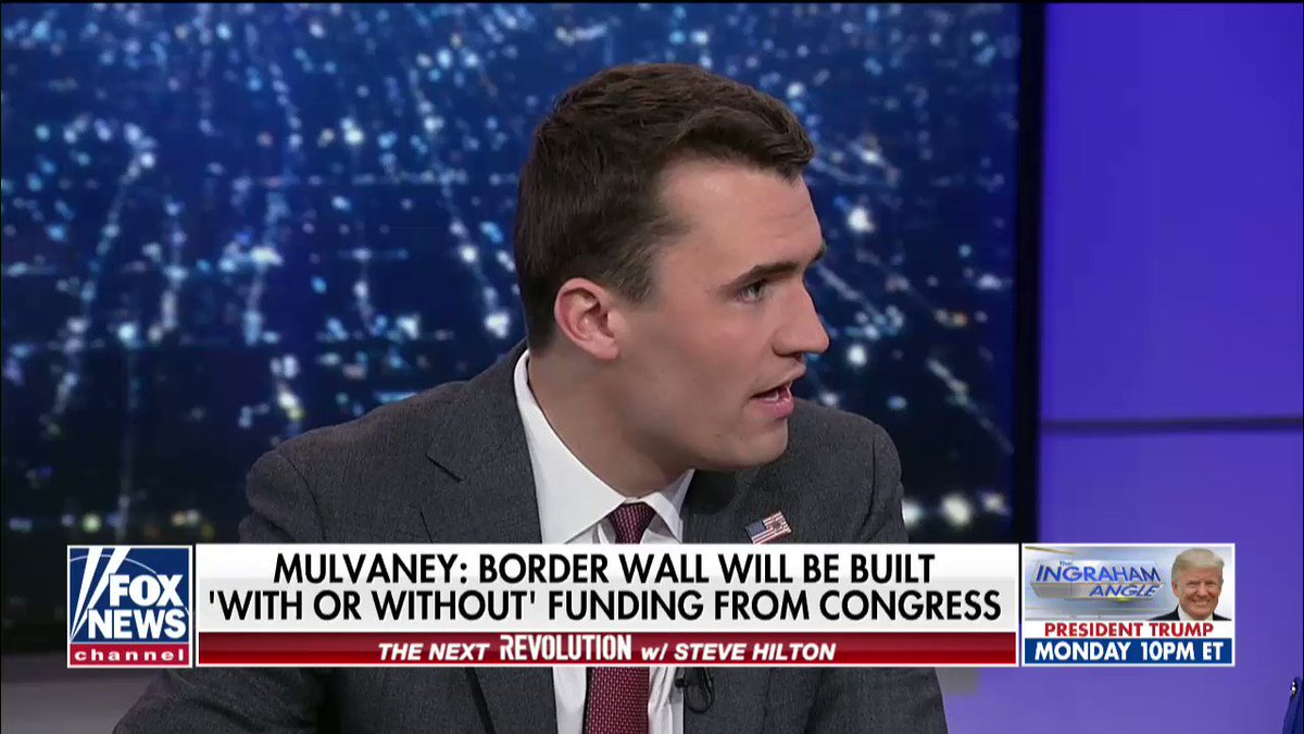 """.@charliekirk11 on the Democrats:  """"They hate Trump a lot more than they want what's best for America...""""  #NextRevFNC"""