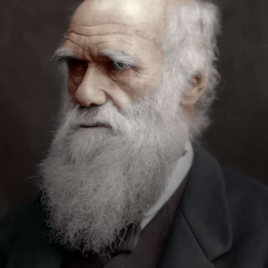 MUY Interesante's photo on Charles Darwin