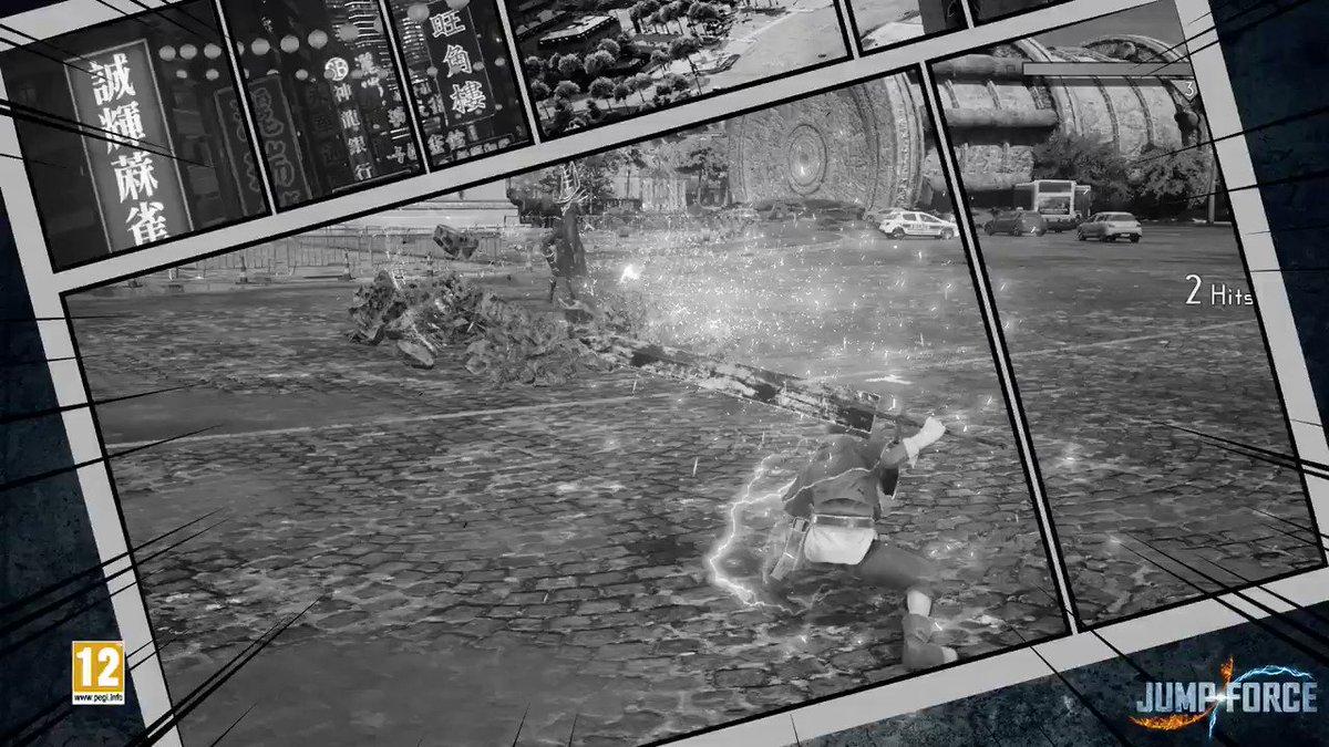 Asta è il protagonista della serie Black Clover, nonché uno dei più energetici membri della Jump Force 🔥 Unisciti alla squadra il 15 febbraio su PS4, XB1 e PC Digital! Scopri tutte le edizioni: http://bnent.eu/preorderJUMPFORCE…