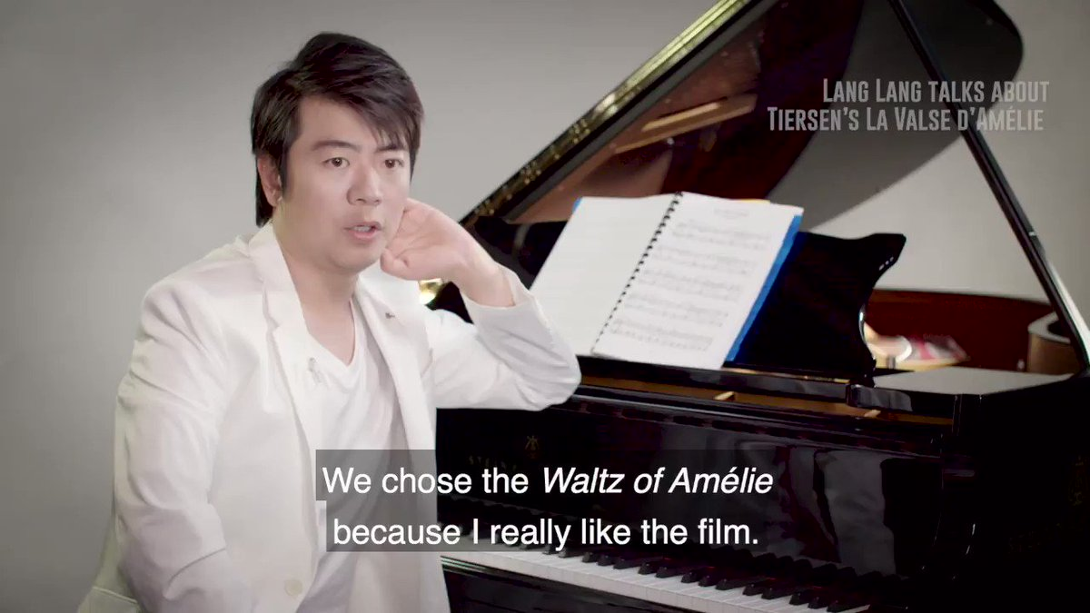 Lang Lang's photo on Amelie