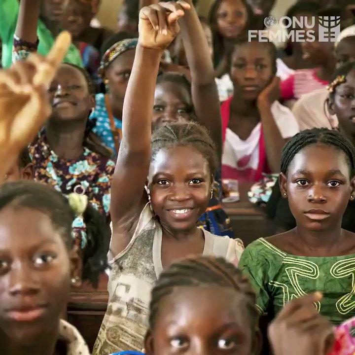 ONU Climat's photo on #FemmesEnScience