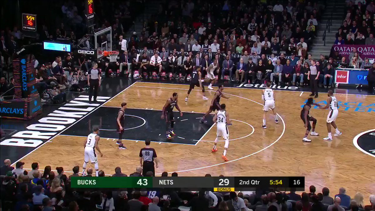 �� the BEST CROSSOVERS & HANDLES from Week 17's #NBA action! https://t.co/M1ycBRWHgP