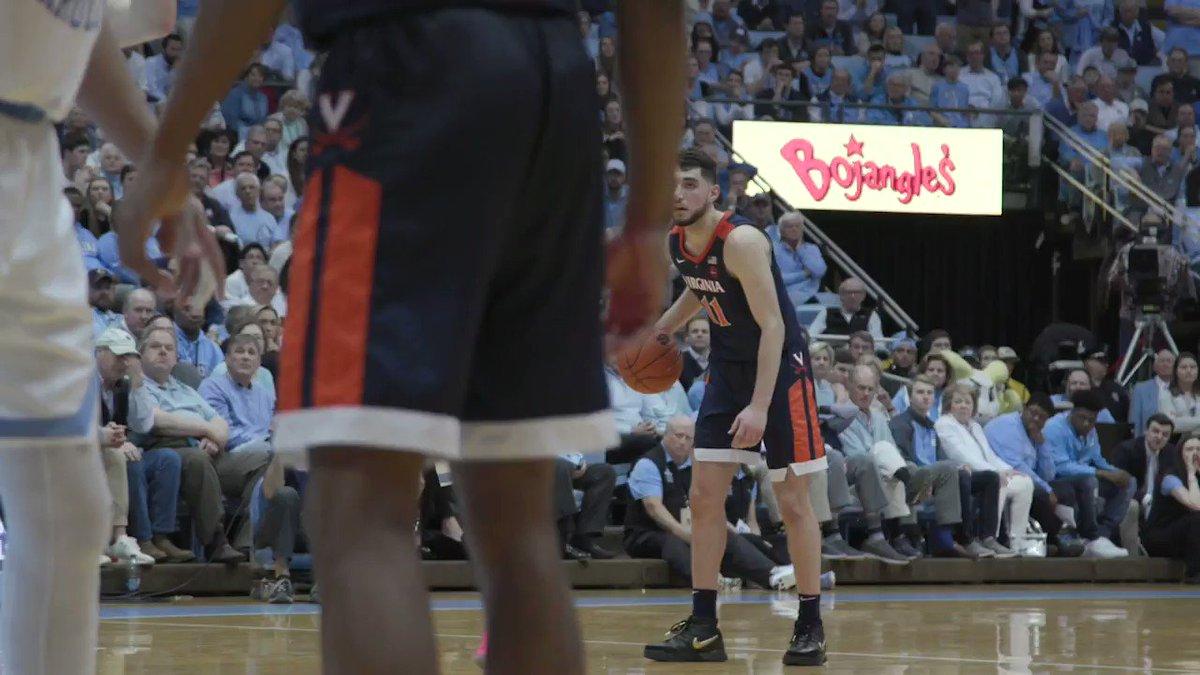 Virginia Men's Basketball's photo on Kyle Guy