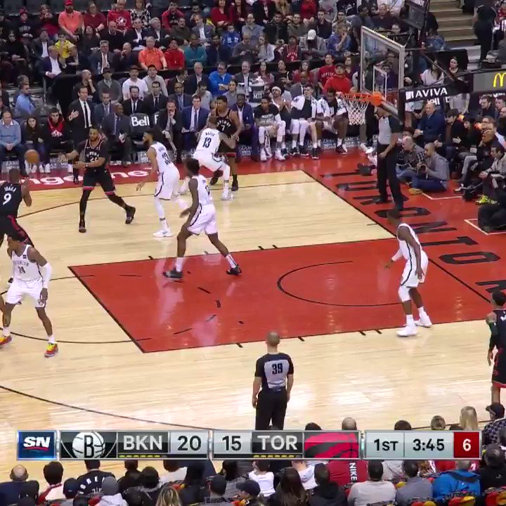 30 PTS | Game-Winner  #KawhiLeonard improves the @Raptors to 42-16 on the season! #WeTheNorth https://t.co/fHbvjTKmsE