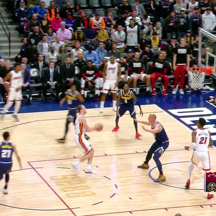 23 PTS & 12 REB for #NikolaJokic in the @nuggets win! #MileHighBasketball https://t.co/uoJ7aGUTo4