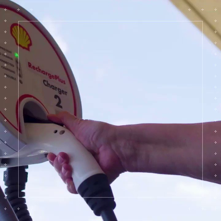 All plugged-in! ⚡ We're growing our Shell Recharge network 🚗 And powering ahead with fastest electric charging in Europe with IONITY #MakeTheFuture #MOVE2019 #EV https://go.shell.com/2GoVp84