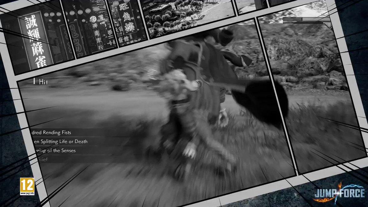 Kenshiro si unisce alla Jump Force per proteggere la Terra e impedire che si trasformi in un deserto post-apocalittico!  Jump Force sarà disponibile dal 15 febbraio su PS4, XB1 e PC Digital 🔥 Scopri tutte le edizioni: http://bnent.eu/preorderJUMPFORCE…