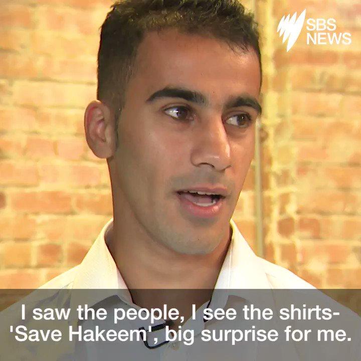 SBS News's photo on Hakeem al-Araibi
