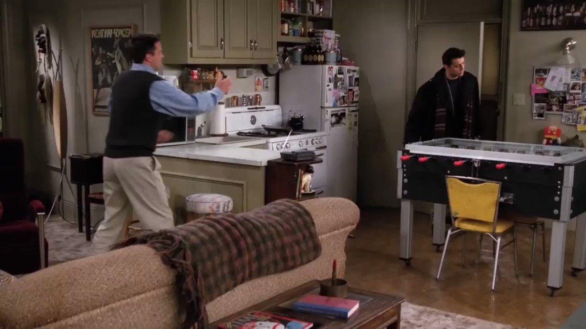 Joey & Chandler = True Love  Our Friends Valentines Day marathon starts tomorrow at 7am!