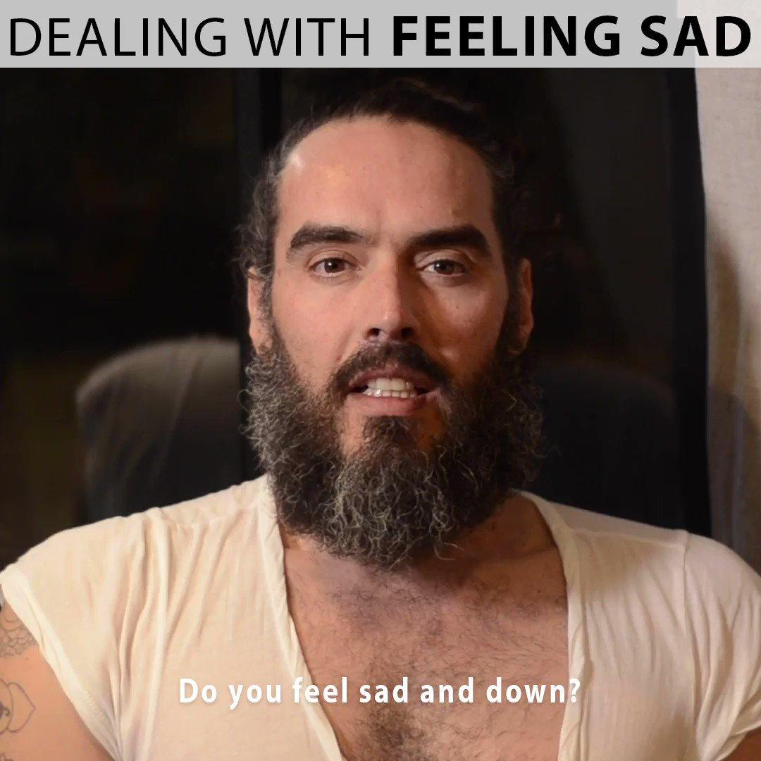 Do you ever feel sad? How do you handle it?