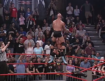 Today in #IMPACTHistory: @AJStylesOrg defeated @facdaniels in overtime after a classic 30 Minute Iron Man match. (Against All Odds, 2005)
