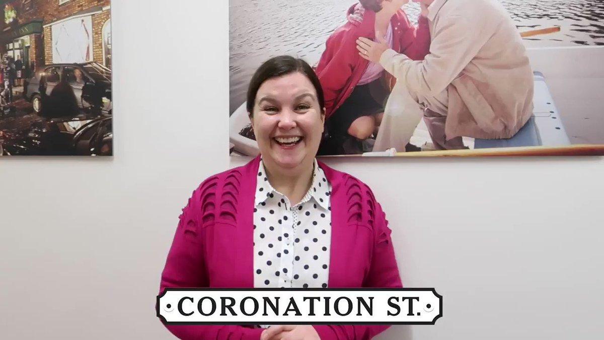 Coronation Street's photo on #dancingonice