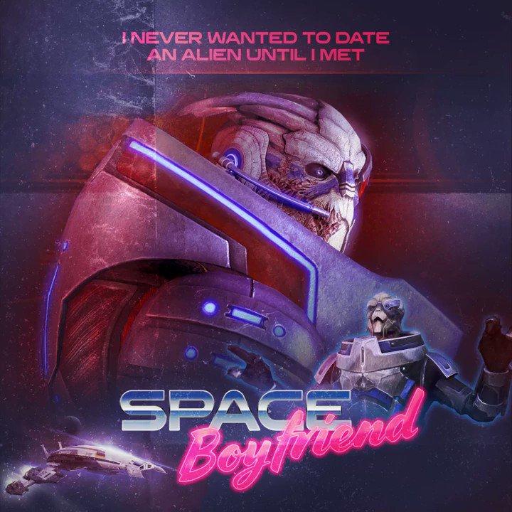 The original space boyfriend. 💖#ValentinesDay
