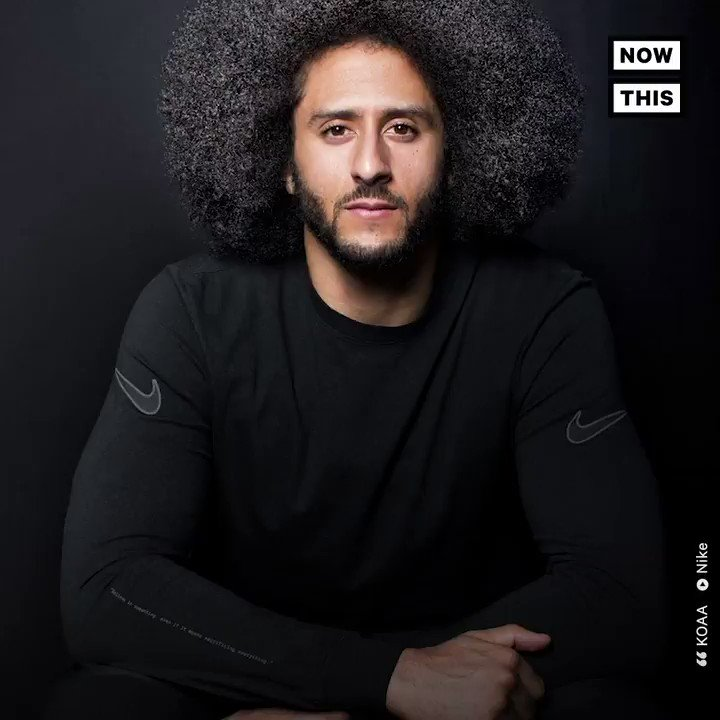 NowThis's photo on Colin Kaepernick