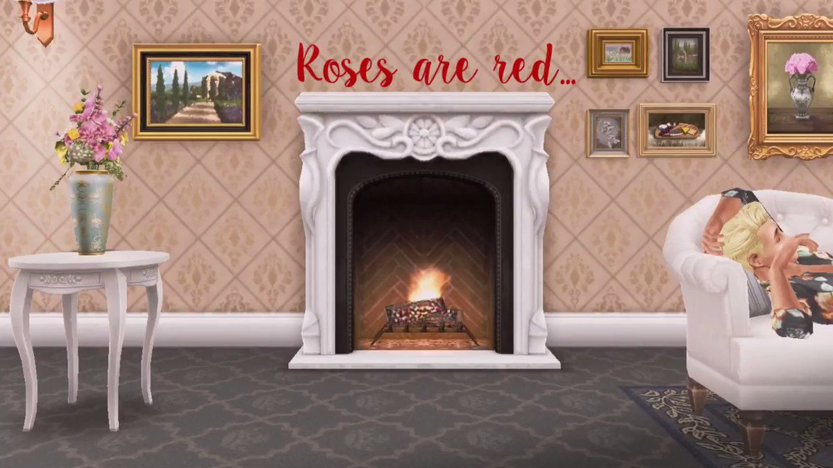 That moment you realize it's time to up your romance game like the Sims.Play @TheSimsFreePlay's sweet new French Romance update 🥰#ValentinesDayhttps://t.co/pND7FESp0H