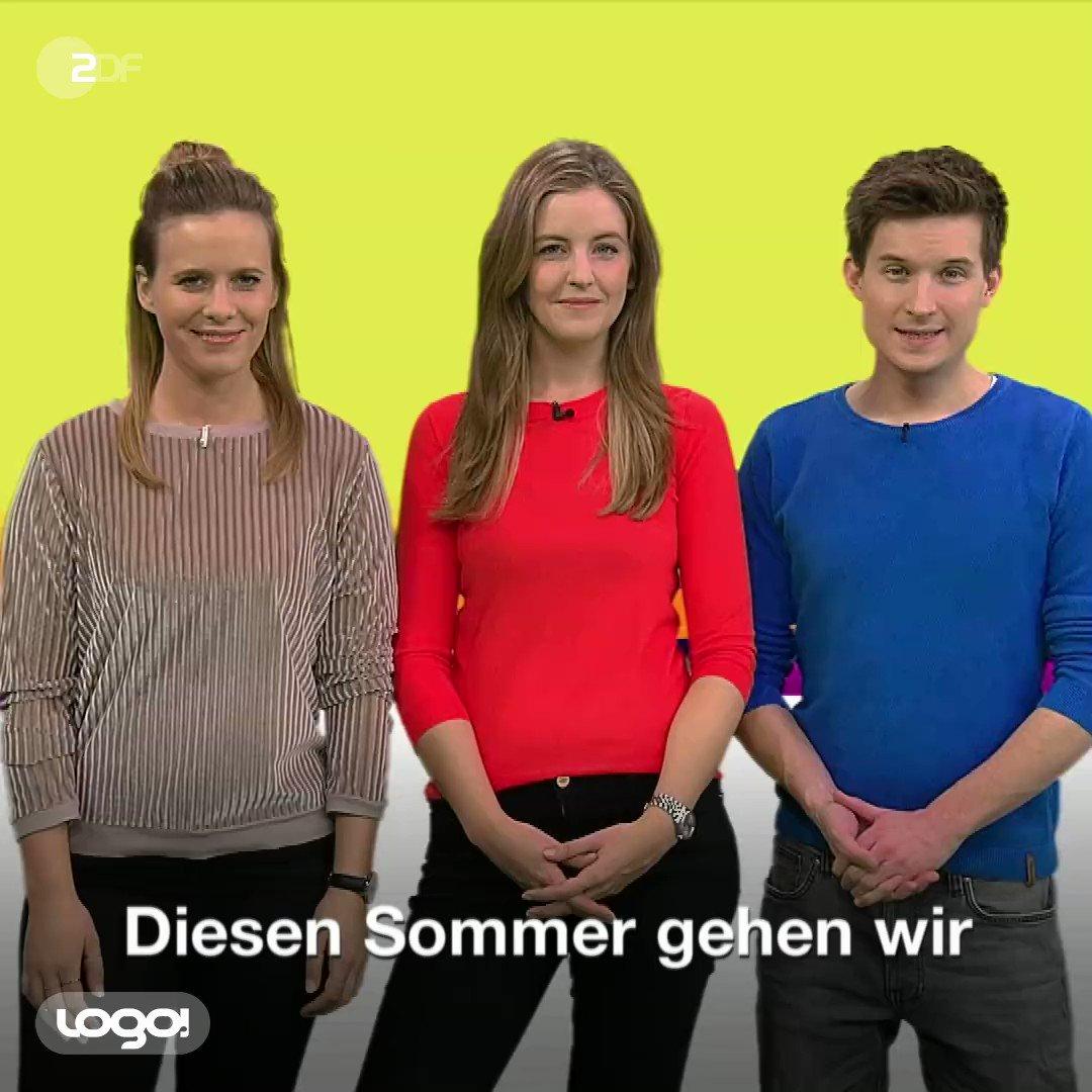 Ihr wollt, dass Jennie, Tim oder Linda zu euch kommen? Im Juni geht #logo! auf Tour durch ganz Deutschland. Die logo!-Nachrichten kommen dann drei Wochen lang immer live aus einem anderen Ort. Vielleicht aus eurem Heimatort?