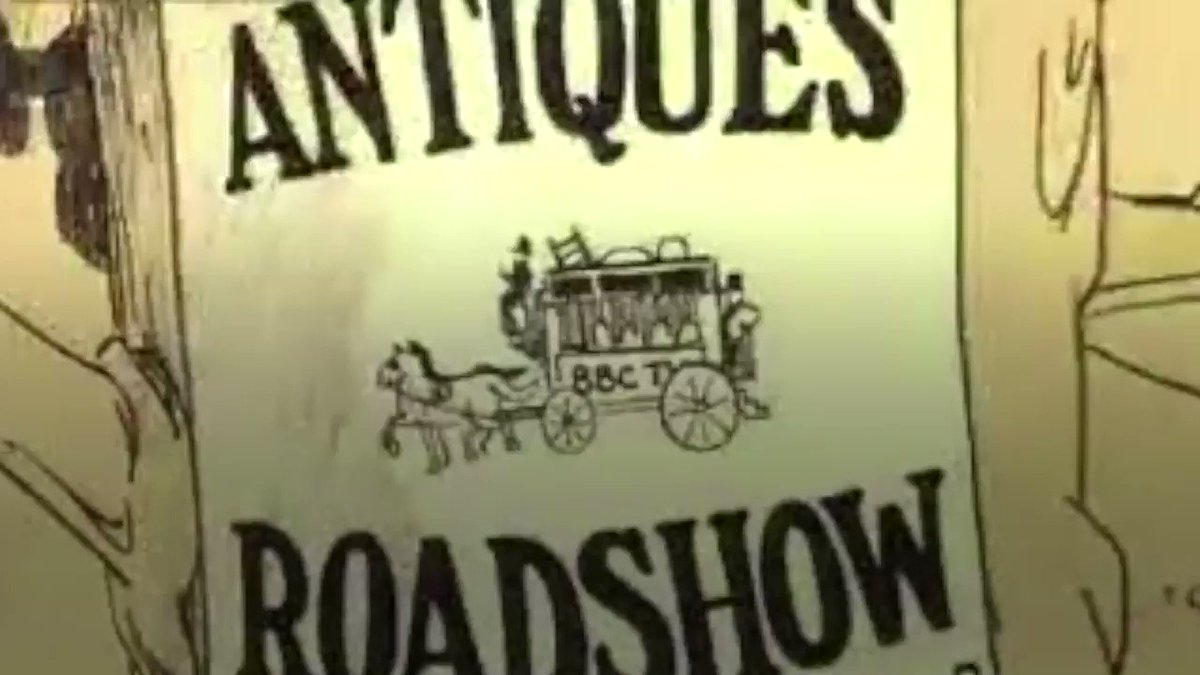 Antiques Roadshow: It's been 40 years since Antiques