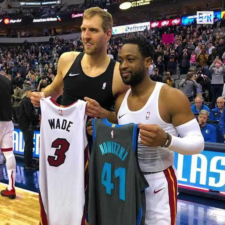 Dirk and D-Wade had their battles, but ultimately they improved one another. Now, they're hitting All-Star weekend together one last time.