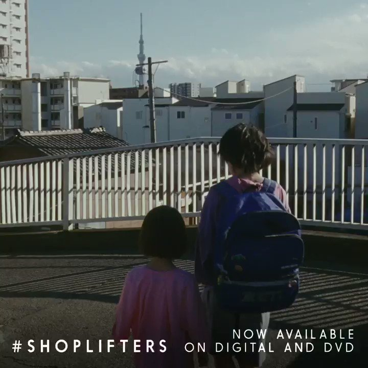 """Do you think she chose us?"" Watch #Shoplifters now at home: http://bit.ly/ShopliftersWatchAtHome …"