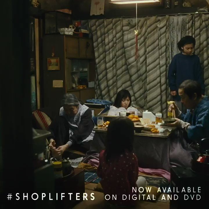 Meet Yuri. Watch #Shoplifters at home: http://bit.ly/ShopliftersWatchAtHome …