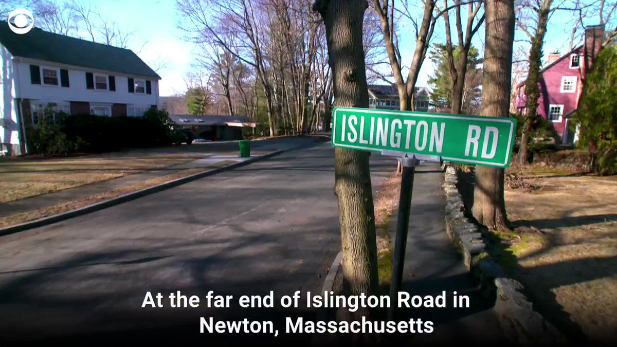 It takes a village to raise a child.   In Newton, Massachusetts, @SteveHartmanCBS met a young, deaf girl – who is learning to find her voice in a neighborhood that can't wait to speak with her https://cbsn.ws/2DTfn7B