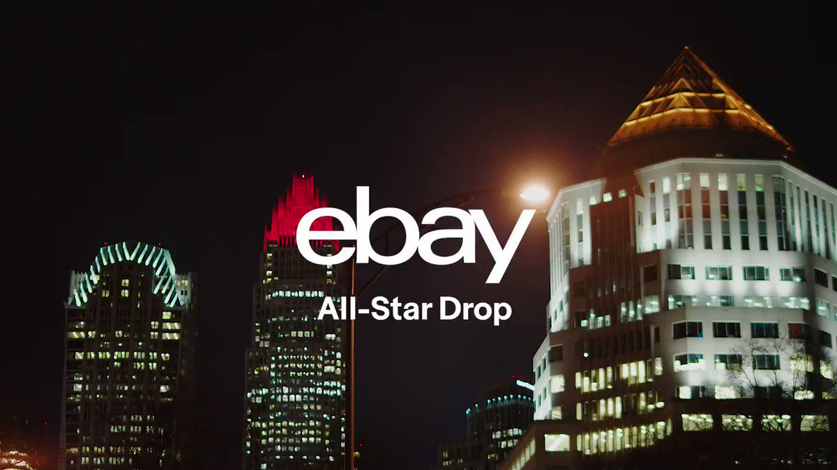 We headed to #NBAAllStarWeekend in Charlotte with a curated selection of rare grails, iconic memorabilia, and the hottest sneakers in town! Shop our exclusive drop from the most coveted collectors NOW! 🔥🔥🔥🔥🔥🔥 http://ebay.com/allstardrop