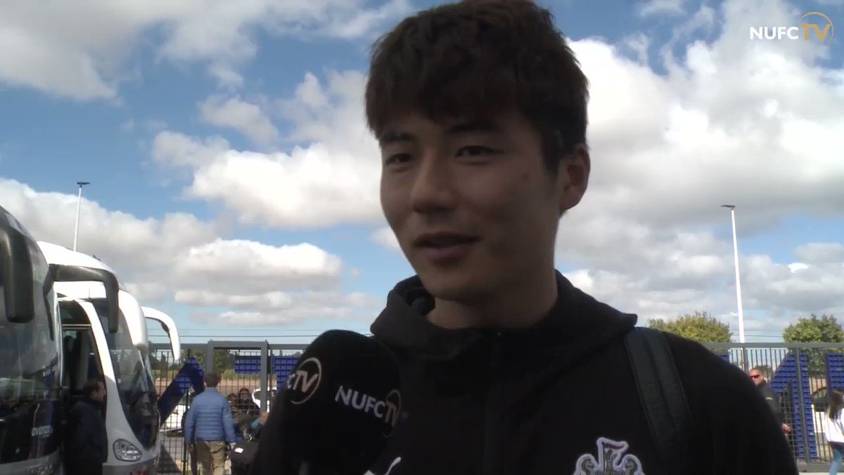 🎥 Ki Sung-yueng was pleased to get 45 minutes under his belt on his return from injury in today's friendly game in Spain.  Watch the full interview for free: https://www.nufc.co.uk/nufc-tv/latest-videos/ki-sung-yueng-on-his-fitness-after-returning-from-injury-in-cska-moscow-friendly … #NUFC