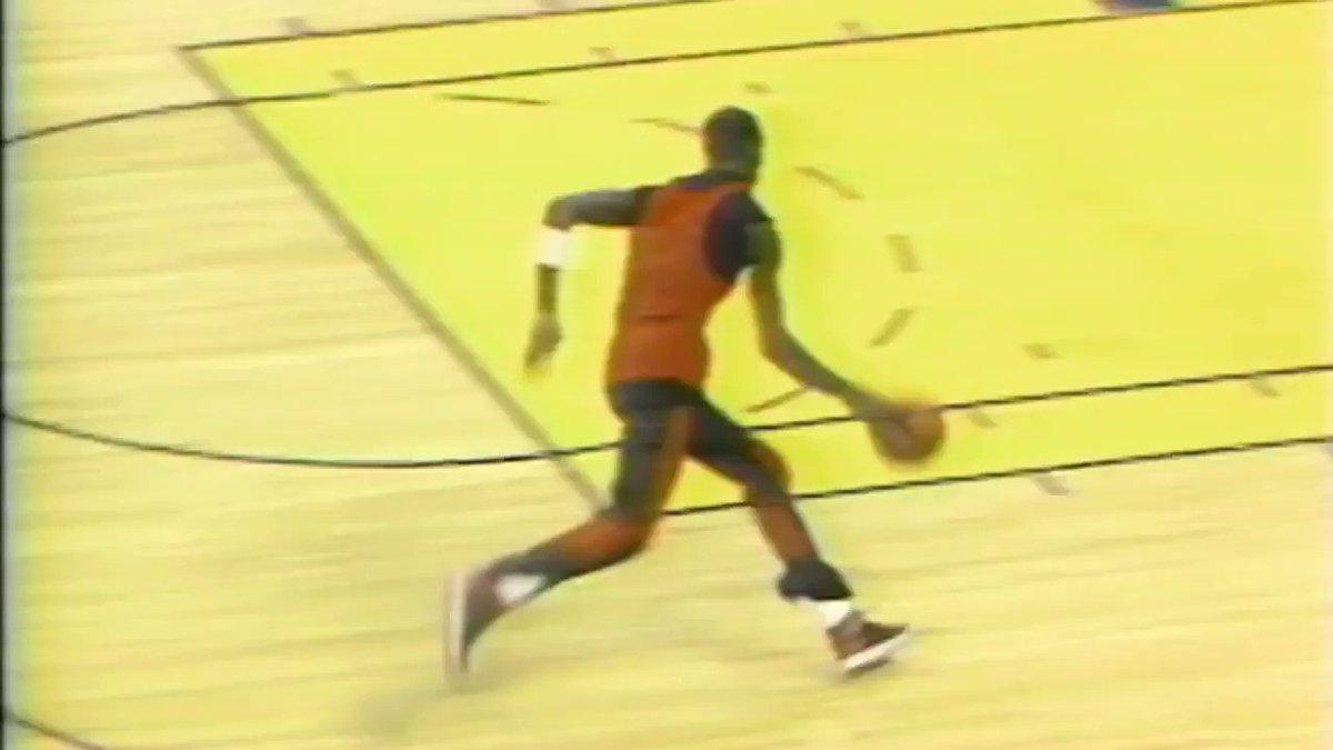 Every one of Michael Jordan's Dunk Contest dunks 🔥  (via @NBA)