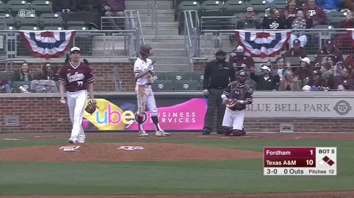 Video Of These College Baseball Fans' Chant Is Going Viral