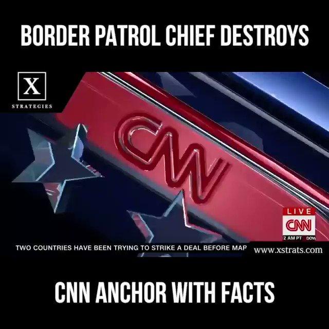 .@CNN anchor is derailed by facts on #BorderWall, #BorderSecurity & @ICEgov! Retweet!  Cc: #FinishTheWall @POTUS @realDonaldTrump @WhiteHouse 🇺🇸