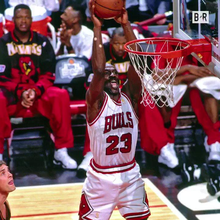 🏆 6x champion 🏆 6x Finals MVP 🏆 5x MVP 🏆 14x All-Star 🏆 10x scoring champion  Happy 56th to MJ.