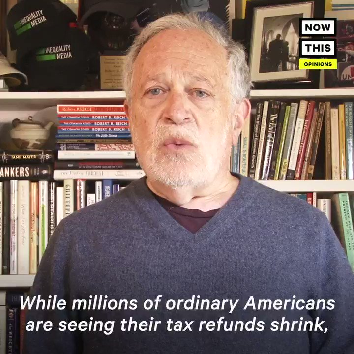 While millions of ordinary Americans are seeing their tax refunds shrink, some of the largest corporations in America -- including Amazon -- are paying nothing in federal taxes.   Yes, that's right: Zero.