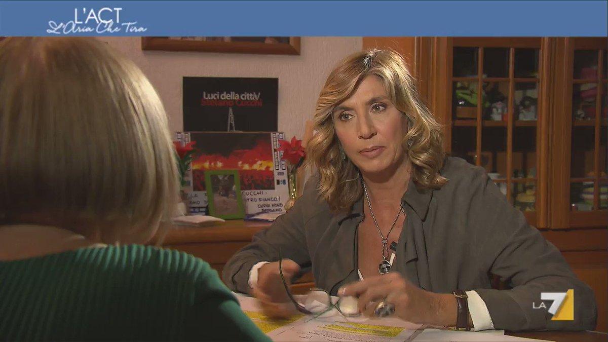 Oggi a @Ariachetira un'intervista esclusiva di @myrtamerlino alla mamma di Stefano #Cucchi, Rita Calore. Vi aspettiamo dalle 11:00 in diretta #lariachetira #La7