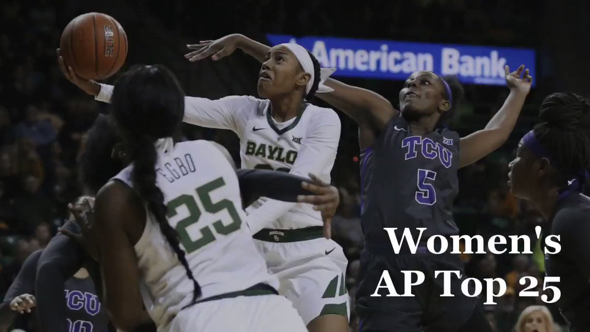 AP Top 25's photo on AP Poll