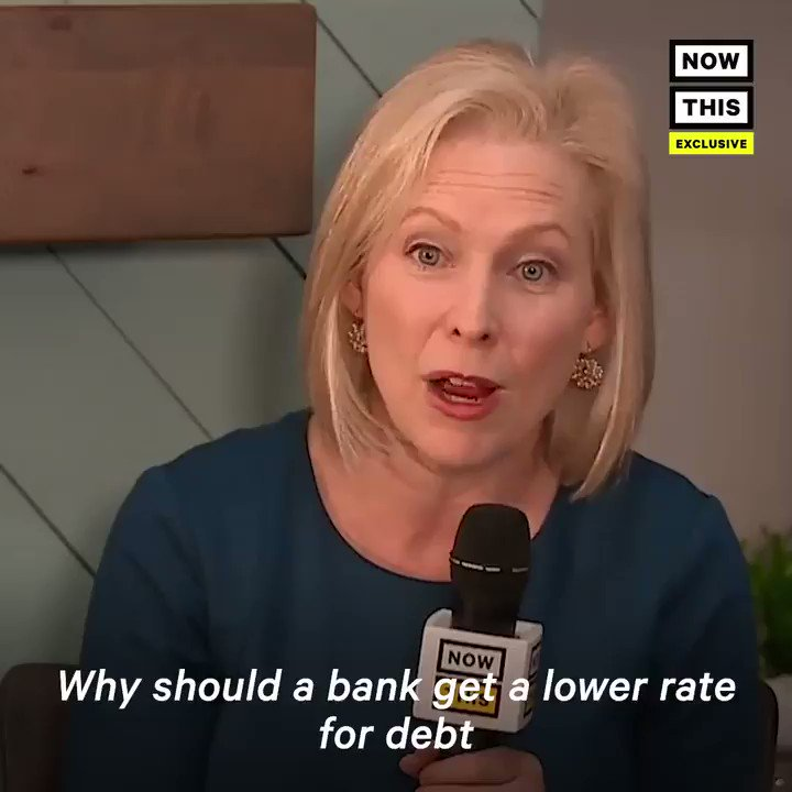We've got to get corporate greed out of our laws. Lobbyists are displacing voters in our democracy—nowhere more than in the crisis of student debt. We need to tackle existing debt and get to debt-free college, and get money out of politics.