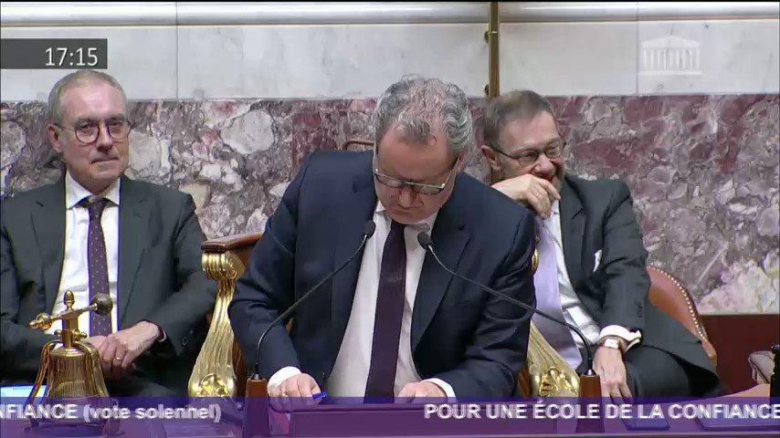 Assemblée nationale's photo on #DirectAN