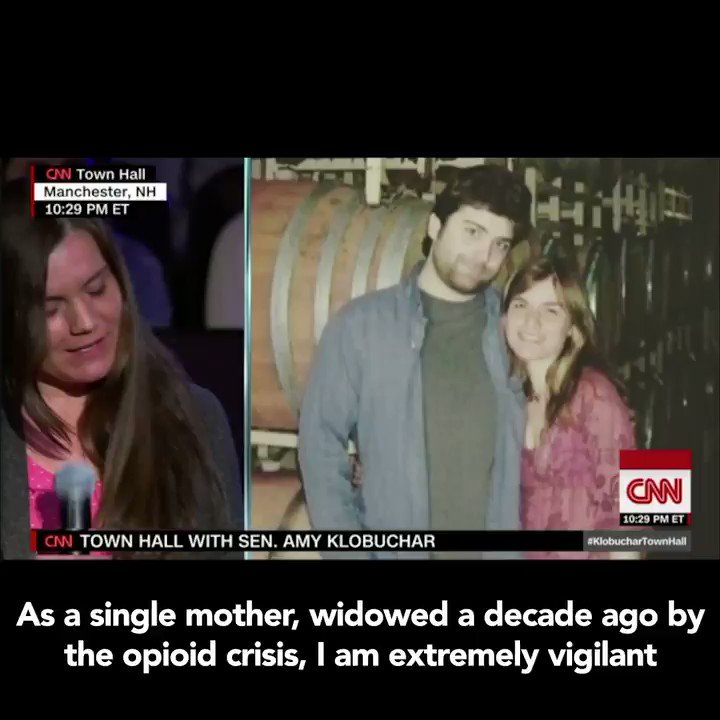 Thank you for sharing your story, Jodi. Together, I believe we can take on this crisis.